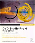 Apple Pro Training Series: DVD Studio Pro 4 [With DVD] (Apple Pro Training) Cover
