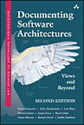 Documenting Software Architectures Views & Beyond 2nd Edition