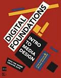 Digital Foundations: Intro to Media Design with the Adobe Creative Suite Cover