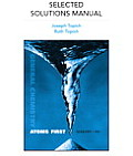 General Chemistry: Atoms First-selected Solution (10 - Old Edition)