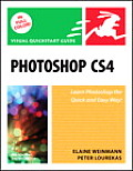 Photoshop CS4 for Windows and Macintosh (Visual QuickStart Guides) Cover