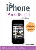 The iPhone Pocket Guide (Pocket Guide)
