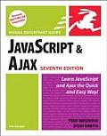 JavaScript & Ajax For The Web Visual QuickStart Guide 7th Edition