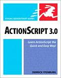 Actionscript 3.0 Visual QuickStart Guide