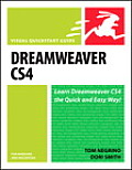 Dreamweaver CS4 for Windows and Macintosh (Visual QuickStart Guides)