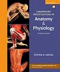 Laboratory Investigations in Anatomy & Physiology, Pig Version Cover