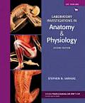 Laboratory Investigations in Anatomy and Physiology, Cat (2ND 10 Edition) Cover