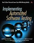 Implementing Automated Software Testing How to Save Time & Lower Costs While Raising Quality