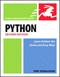 Python Visual QuickStart Guide 2nd Edition
