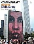 Contemporary Human Geography (10 - Old Edition) Cover