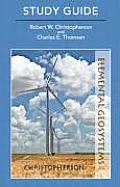Elemental Geosystems-stud. STD. Guide (6TH 10 Edition)