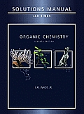 Student Solutions Manual for Organic Chemistry Cover