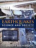 Earthquakes Science & Society 2nd Edition