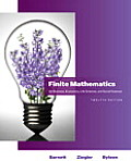 Finite Mathematics for Business, Economics,  Life Science, and Social Sciences (12TH 11 Edition)