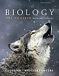 Biology: Life on Earth with Physiology, Books a la Carte Edition Cover