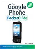 The Google Phone Pocket Guide (Pocket Guide)