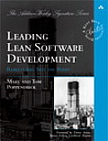 Leading Lean Software Development: Results Are Not the Point (Addison-Wesley Signature) Cover