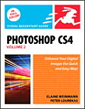 Photoshop Cs4, Volume 2: Visual QuickStart Guide (Visual QuickPro Guides)