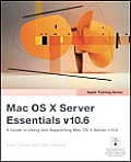 Mac OS X Server Essentials V10.6