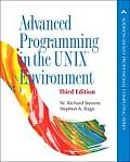 Advanced Programming in the Unix Environment (Addison-Wesley Professional Computing)