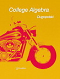 College Algebra (5TH 11 Edition)