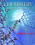 Chemistry: A Molecular Approach Cover