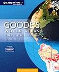 Rand Mcnally Goode's World Atlas (22ND 10 Edition)