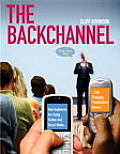 Backchannel How Audiences Are Using Twit