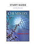 Study Guide for Chemistry: A Molecular Approach Cover