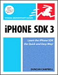 Iphone SDK 3: Visual QuickStart Guide (Visual QuickStart Guides)