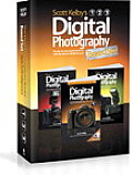 Scott Kelbys Digital Photography 3 Volumes Boxed Set
