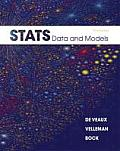 Stats: Data and Models - With CD (3RD 12 Edition)