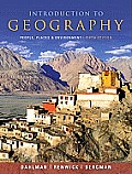 Introduction To Geography People Places & Environment