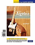 Intermediate Algebra: Functions &amp; Authentic Applications, Books a la Carte Edition Cover