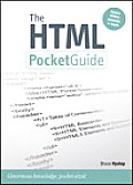 The HTML Pocket Guide (Pocket Guide) Cover