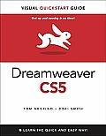 Dreamweaver CS5 for Windows & Mac Visual QuickStart Guide