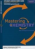 Masteringchemistry(r) Student Access Code Card for Chemistry: The Central Science