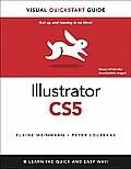Illustrator Cs5 for Windows and Macintosh: Visual QuickStart Guide (Visual QuickStart Guides)