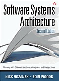 Software Systems Architecture (2ND 12 Edition)