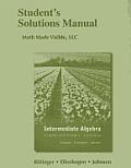 Students Solutions Manual For Intermediate Algebra Graphs & Models