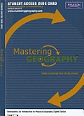 Geosystems-mastering Geography Access (8TH 12 Edition)