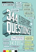344 Questions: The Creative Person's Do-It-Yourself Guide to Insight, Survival, and Artistic Fulfillment (Voices That Matter) Cover