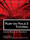 Ruby on Rails 3 Tutorial 1st Edition Learn Rails by Example