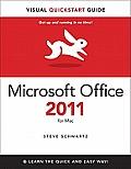 Microsoft Office 2011 for Mac: Visual QuickStart Guide (Visual QuickStart Guides)