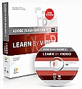 Adobe Flash Builder 4: Learn by Video (Learn by Video) Cover