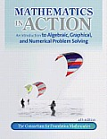 Mathematics in Action: Algebra, Graph... - With Access (4TH 12 Edition)
