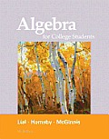 Algebra for College Students Plus Mymathlab/Mystatlab Student Access Code Card