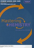 Masteringchemistry(r) -- Standalone Access Card -- For Conceptual Chemistry