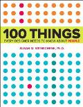 100 Things Every Designer Needs to Know about People (Voices That Matter) Cover