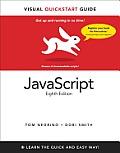 JavaScript Visual QuickStart Guide 8th Edition